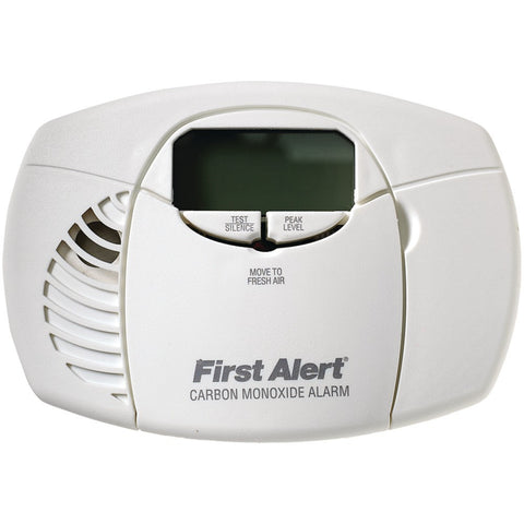 First Alert Battery-powered Carbon Monoxide Alarm (digital Display)