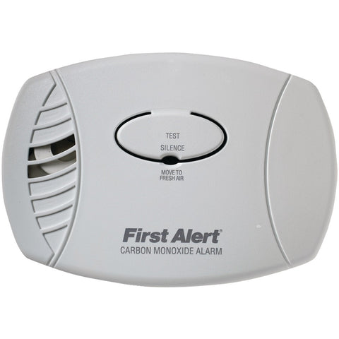 First Alert Carbon Monoxide Plug-in Alarm (no Backup Or Display)