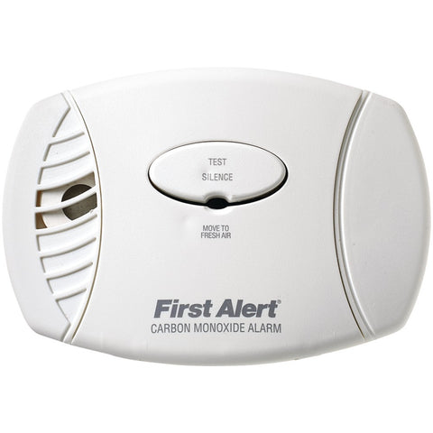 First Alert Carbon Monoxide Plug-in Alarm (battery Backup)