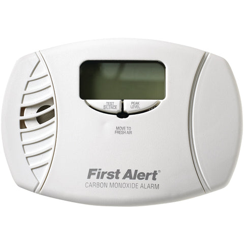First Alert Carbon Monoxide Plug-in Alarm (battery Backup & Digital Display)