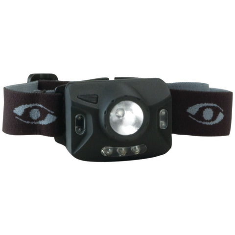 Cyclops Ranger Cree Xpe 1-watt 126-lumen Headlamp (black)