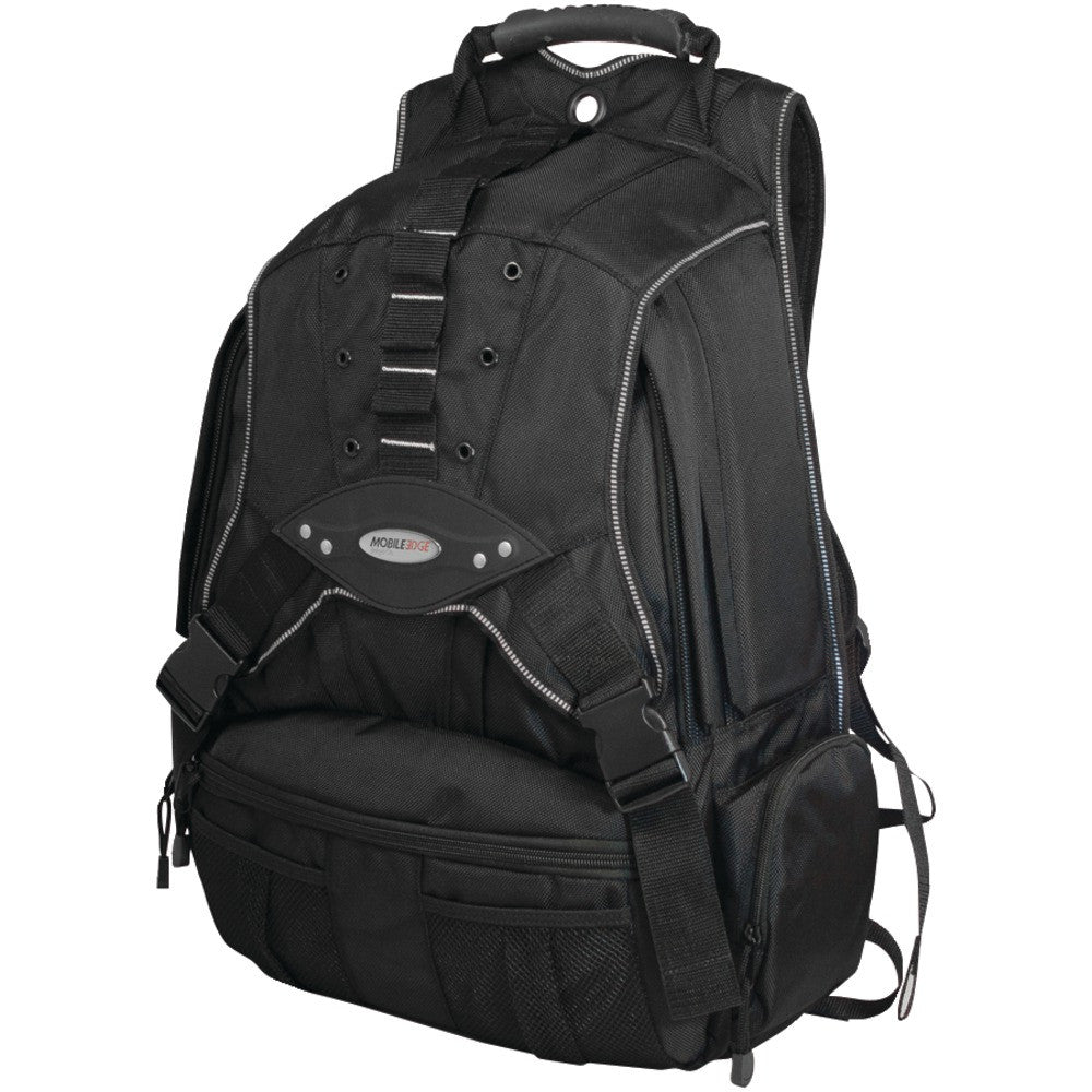 "Mobile Edge 17.3"" Premium Notebook Backpack (black And Charcoal)"