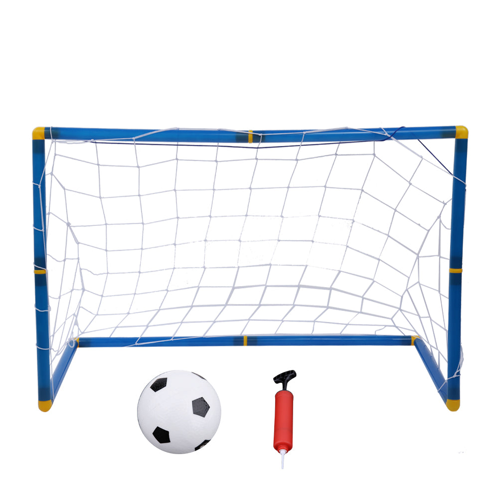 Portable Folding Goal Football Door Set Football Gate Outdoor Indoor Sports Toy Kids Sports Equipment Soccer Door Kits