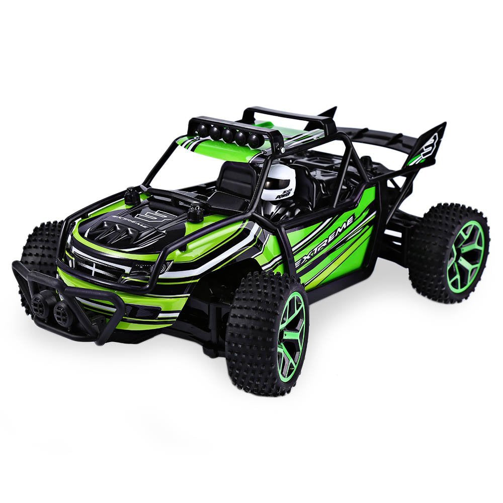 EBOYU(TM) 2.4Ghz 4WD High Speed 1:18 RC Car Off-Road Rock Vehicle Crawler Truck  RC Racing Car Fast Race Buggy Hobby Car