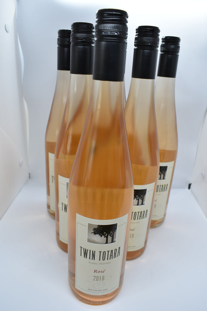 Case of 12 Twin Totara Rose' 2018