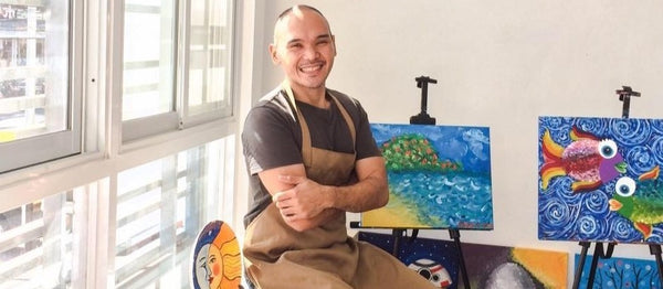 Art for Good: Amos Manlangit on Disability & Inclusive Arts