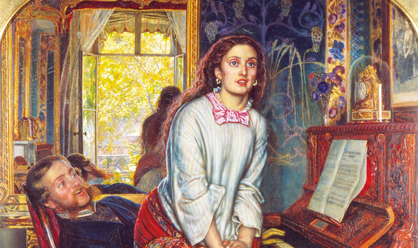 """Light from Darkness"": Holman Hunt on The Dawning of New Hope"