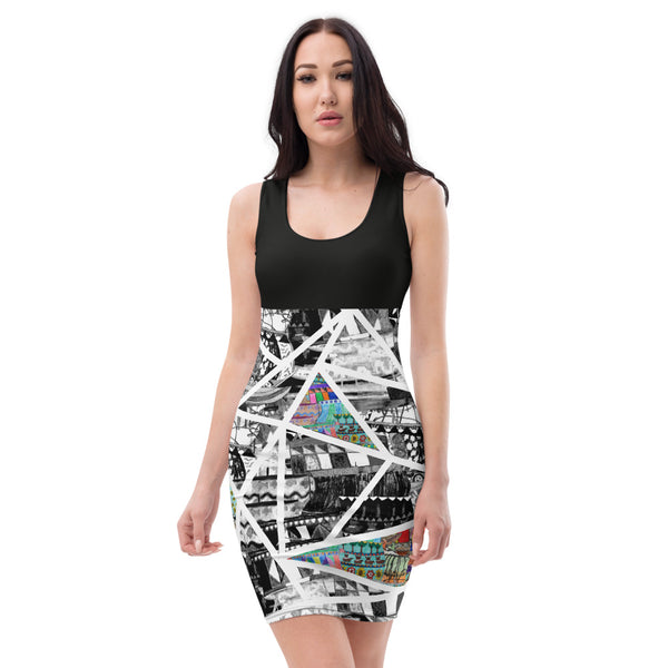 Gentle Giants: Sublimation Dress