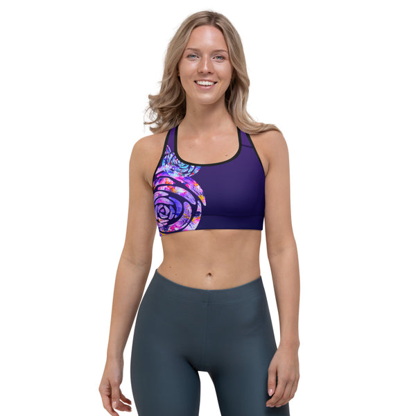 Violet Rose Unpadded Sports bra
