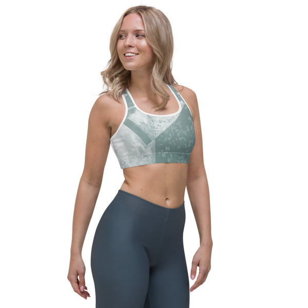 Aestheletic Official - Emerald Sea Sports bra