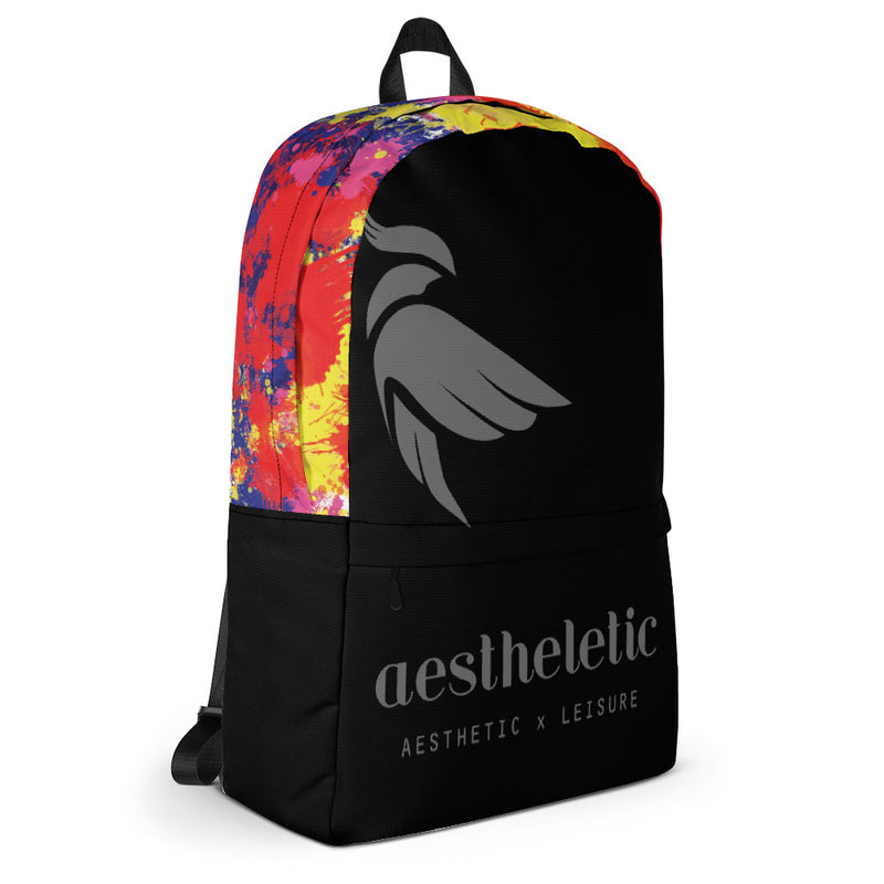 Aestheletic OFFICIAL - All Black Unisex Backpack