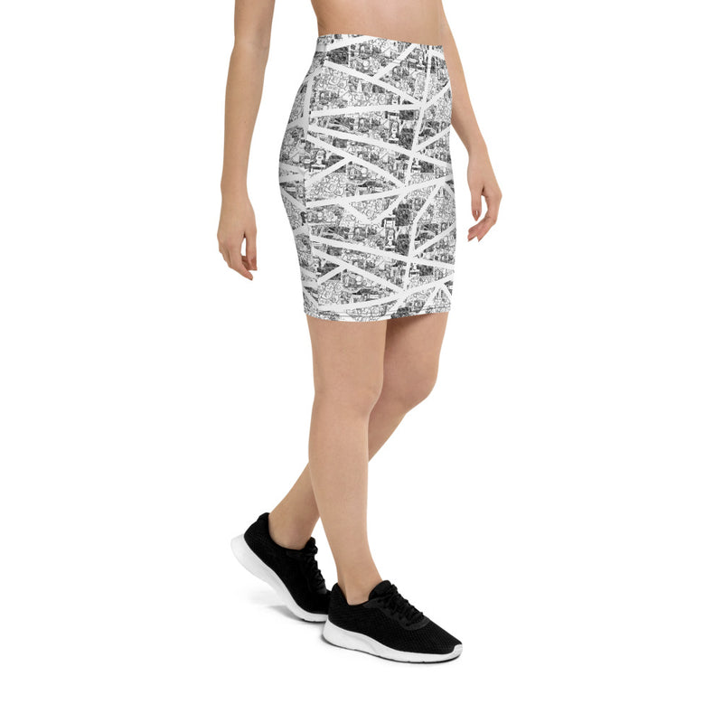 Cad Factory: Pencil Skirt