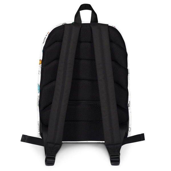 Aestheletic- Stressful Day To-Do List Backpack