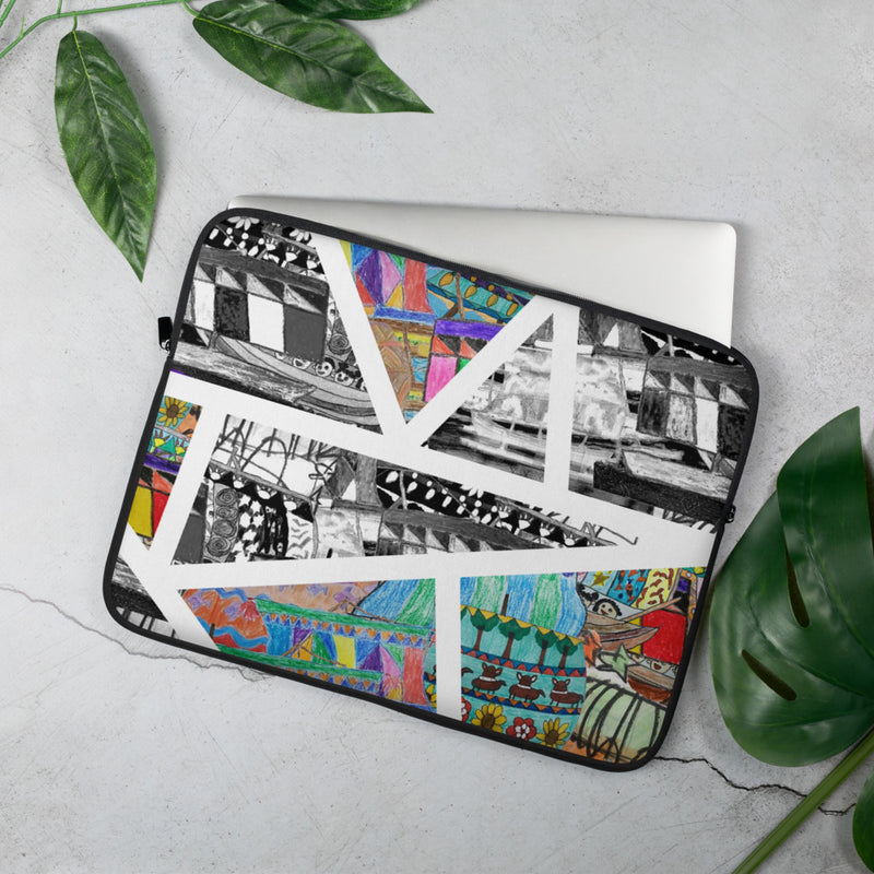 Gentle Giants: Laptop Sleeve