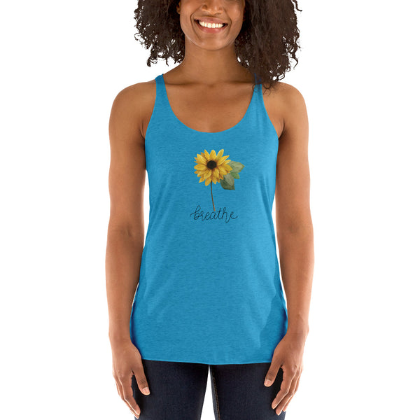 Breathe- Aestheletic Women's Racerback