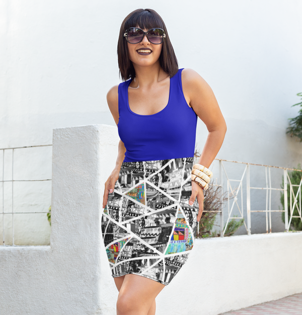 Gentle Giants: Pencil Skirt