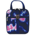 Indigo and Pink Tie Dye Lunch Tote