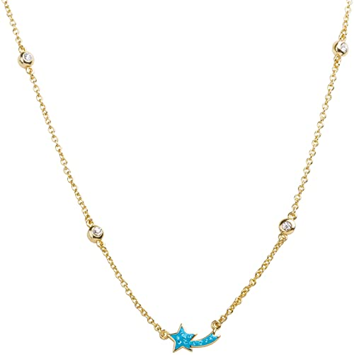 FUGAZ STAR NECKLACE