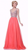 Bibian 201 Coral (2 Colors/Sizes 4-22)