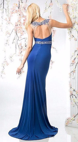 Bibian 8746 Royal Blue (3 Colors/Sizes 4-14)