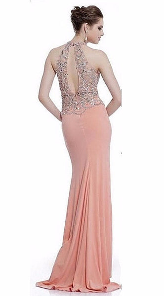 Bibian 8772 Peach (1 Color/Sizes 4-6)
