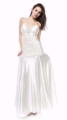 Chicas 61339 Silver/Ivory (13 Colors/XS-3XL)