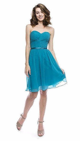 Chicas K3194 Turquoise/Cream (6 Colors/XS-3XL)