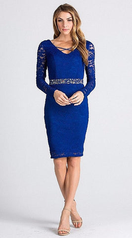 La Scala 23852 Royal Blue (4 Colors/S-XL)