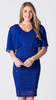 La Scala 23977 Royal Blue (5 Colors/S-XL)