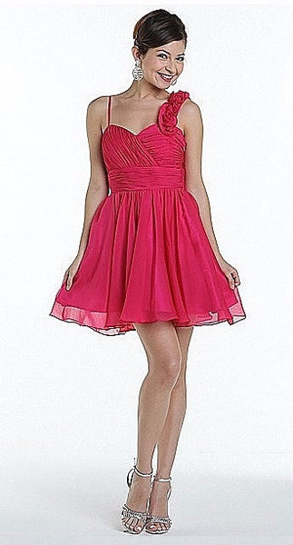 Poly 6038 Hot Pink (5 Colors/XS-XL)
