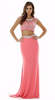 Poly 7056 Coral (1 Color/XS-L)