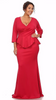 Sexy Diva Plus 1954SO Red (3 Colors/1X-3X)