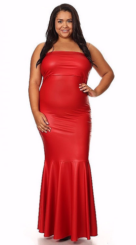 Sexy Diva Plus 2026 Red (3 Colors/1X-3X)