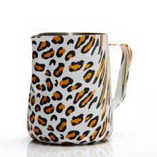 Load image into Gallery viewer, LEOPARD FROTHING PITCHER