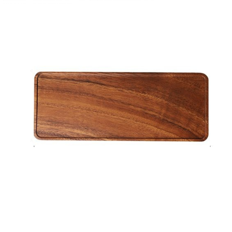 ACACIA WOOD TEA TRAY