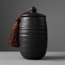 Load image into Gallery viewer, Carlina Ceramic Canister