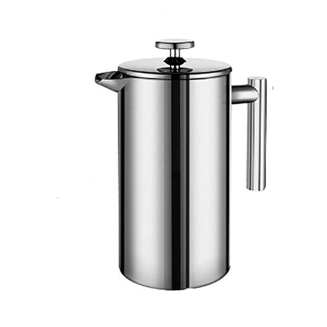 POLISHED  FRENCH PRESS