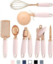 Load image into Gallery viewer, INCLUSIVE COPPER KITCHEN TOOL SET