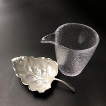 Load image into Gallery viewer, ANYA LEAF TEA STRAINER