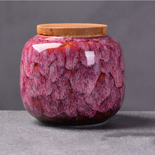 Load image into Gallery viewer, MINI LOOSE TEA CERAMIC JAR