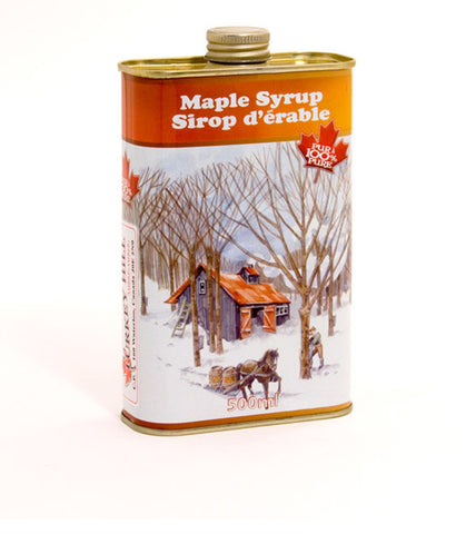 Maple Syrup-Turkey Hill 500 ml Tin Can