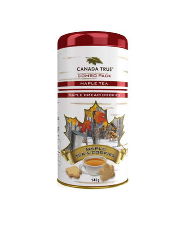 Maple Tea and Maple Cookies Combo Pack