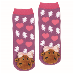 Socks - Miss Moose Plush