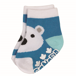 Socks - Polar Bear 6-12M