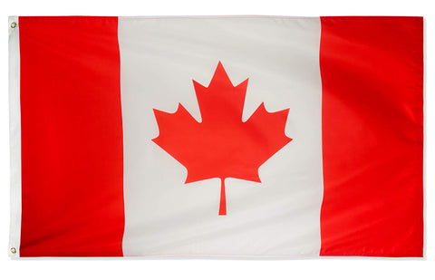 Canada Flag-4'x6' Heavy Duty