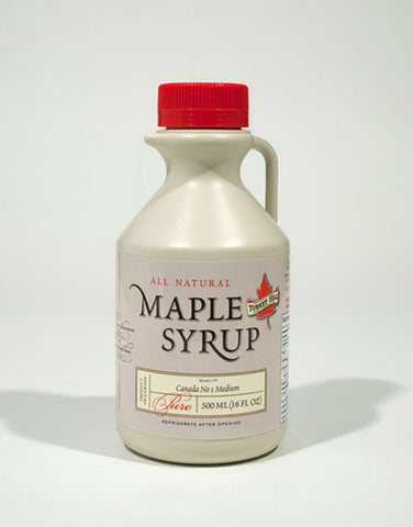 Maple Syrup- Turkey Hill Sugarbush 500 ml