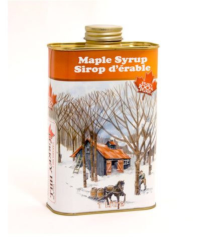 Maple Syrup-Turkey Hill 1 L Tin