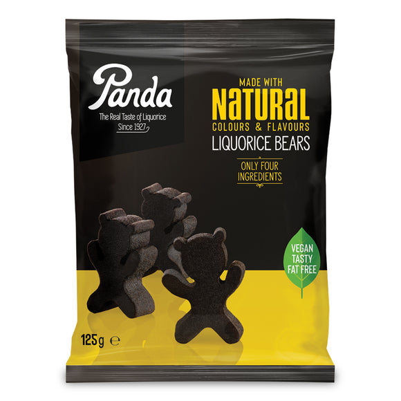 Panda Liquorice - Original Bear Shapes