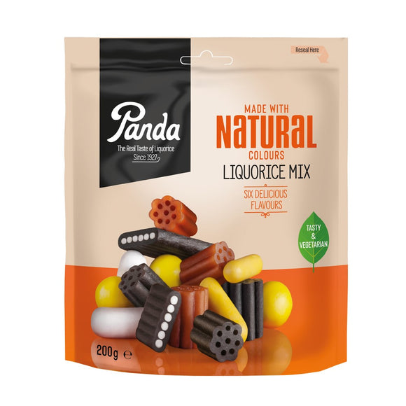 Panda Liquorice - Mix Bag 12x200g