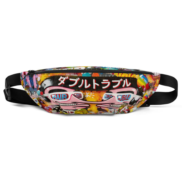 Sumo All Over Fanny Pack